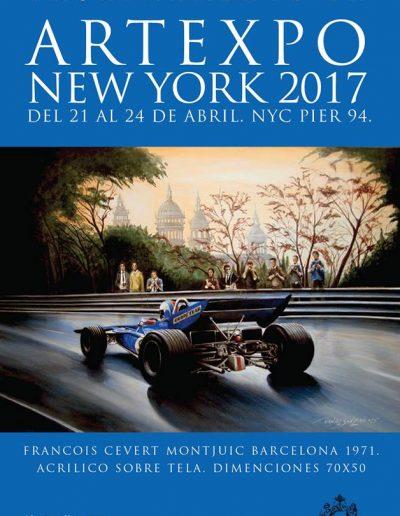 Art Expo New York 2017 - Daniel Sonzini