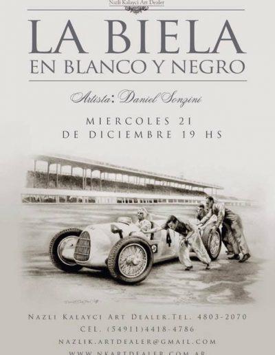 La Biela en Blanco y Negro - Daniel Sonzini