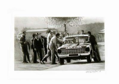 Chevy 2 recargando combustible - Daniel Sonzini
