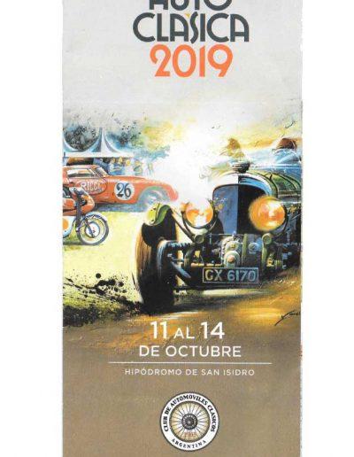 Auto Clásica 2019
