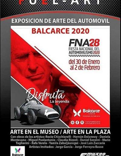 Exposición Arte del Automóvil-Museo Balcarce 2020