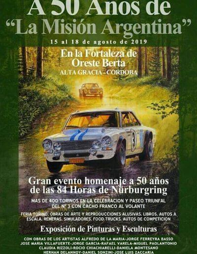"""50 Años de """"La Misión Argentina"""""""