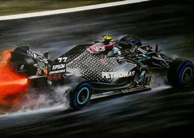 Mercedes-Benz Valtteri Bottas GP de Estiria, Austria.