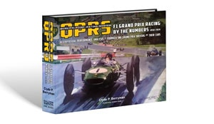 QUALITY POINT RATING SYSTEM (QPRS): F1 GRAND PRIX RACING BY THE NUMBERS (1950-2019) CLYDE P. BERRYMAN